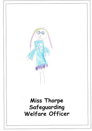Miss Thorpe - Safeguarding Welfare Officer