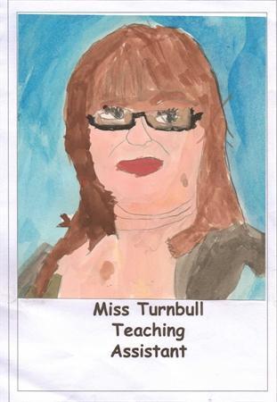 Miss Turnbull LSA - Year 5