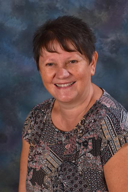 Mrs Gina Blakeman - Teaching Assistant
