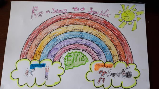Ellie's Rainbow