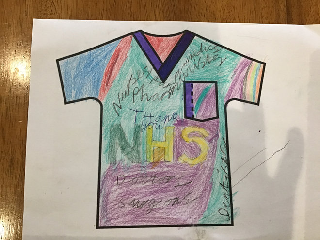 Tilly's NHS T-Shirt