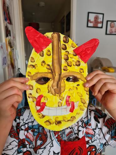 Ethan's Mask