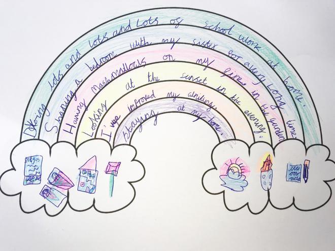 Luella's Rainbow