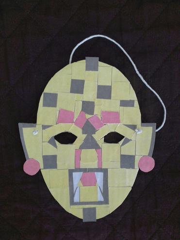 Alberto's Mask