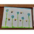 Finger Flower Pictures
