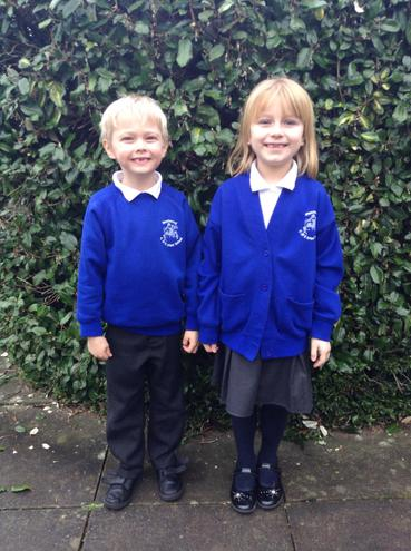 Chestnut Class - William and Lillie-Maii