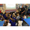 Workshop on Fire Safety with Fire Fighter Paul