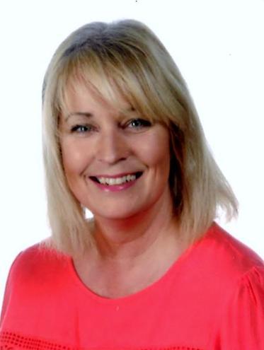 Mrs Lynn Wright - Finance/Admin Officer