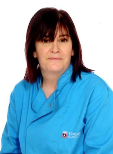 Mrs Kate Leath - Cook Supervisor