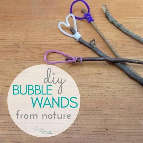 Sticks and pipe cleaners