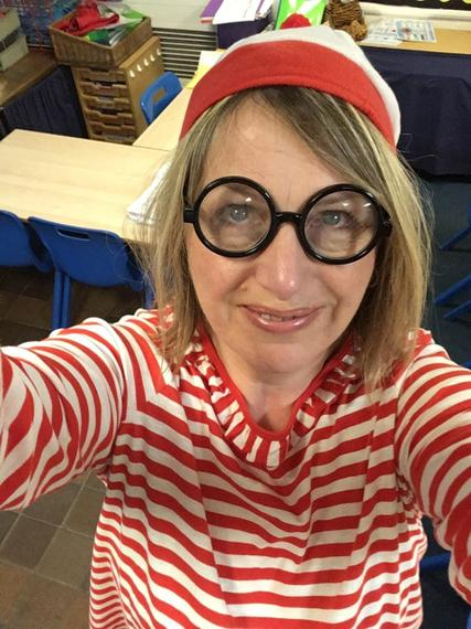 Where's Wally? We loved dressing up for World Book Day