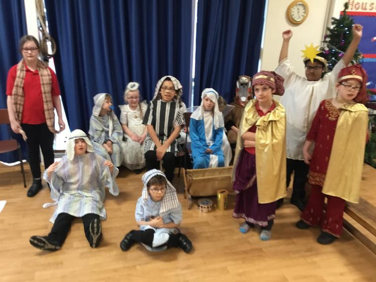 The Hive Nativity play