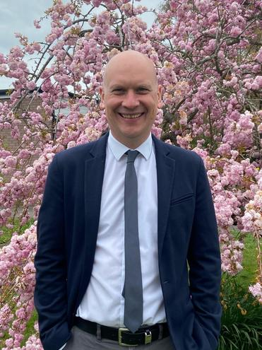 Mr Milborn - Alban Federation Trainee Teacher
