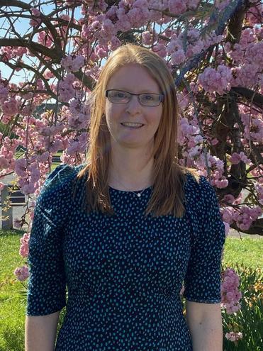Miss Palmer - Nuture Teacher and Maths Lead