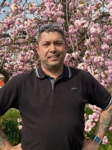 Mr Wildridge - Site Manager
