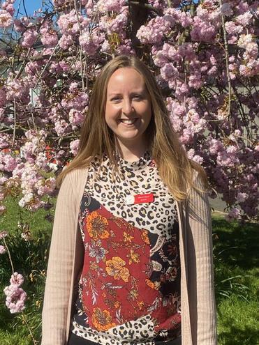 Miss Ward - Thursday Teacher