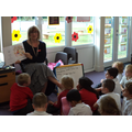 We have had PSHE with Mrs Harvey!
