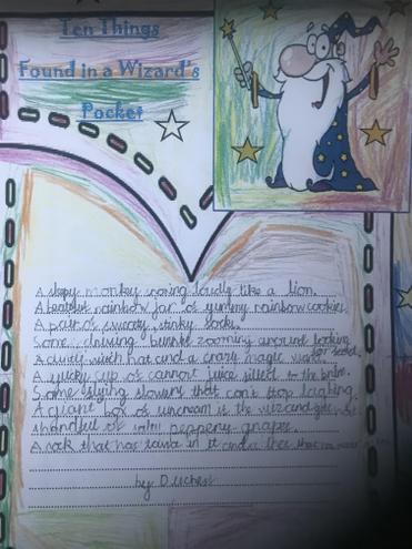 Duchess' delightful poem