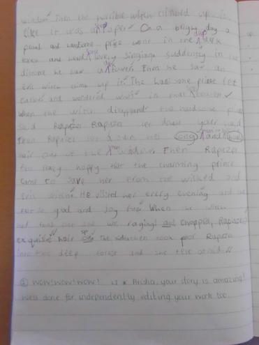 Arisha's story