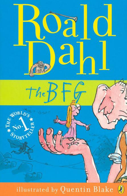 We are reading The BFG this term