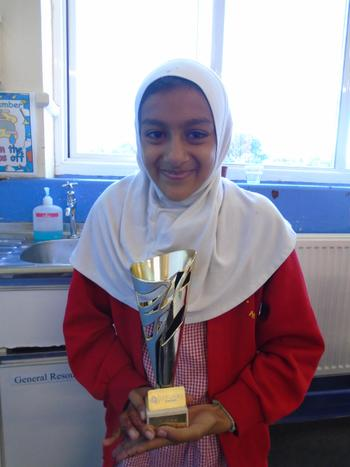 Well done Saalihah