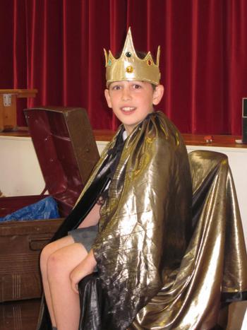 King Eurystheus