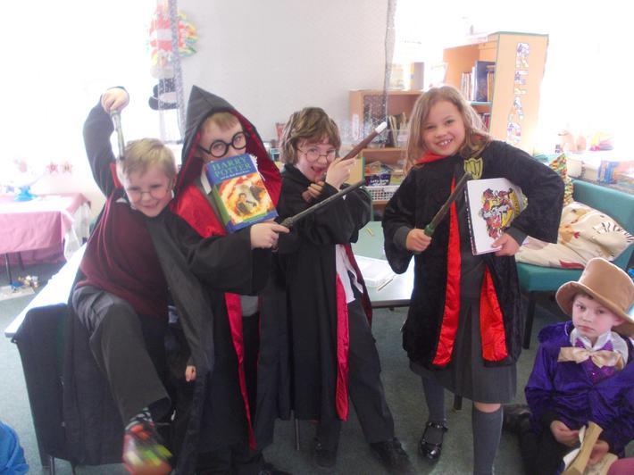 The Hogwarts Squad