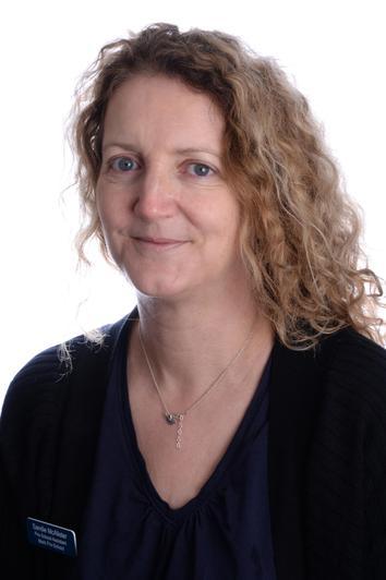 Sandie McAlister Pre-school Assistant
