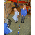 Creating a very long line of multi-link!