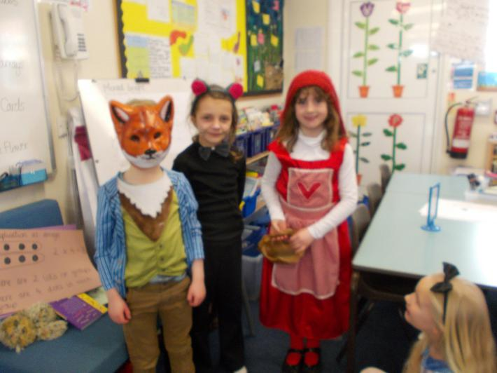 Fantastic Mr Fox, GusGus & Little Red Riding Hood