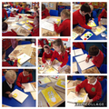 Everyone was fully engaged in the activity!
