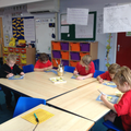'Yellow House' inspired clay tiles.
