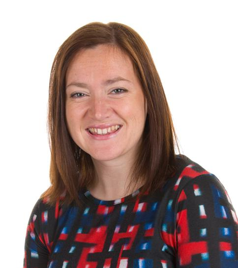 Mrs McCool (P5) Pastoral Care Co-ordinator/DTCP