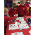 3D Shape sorting