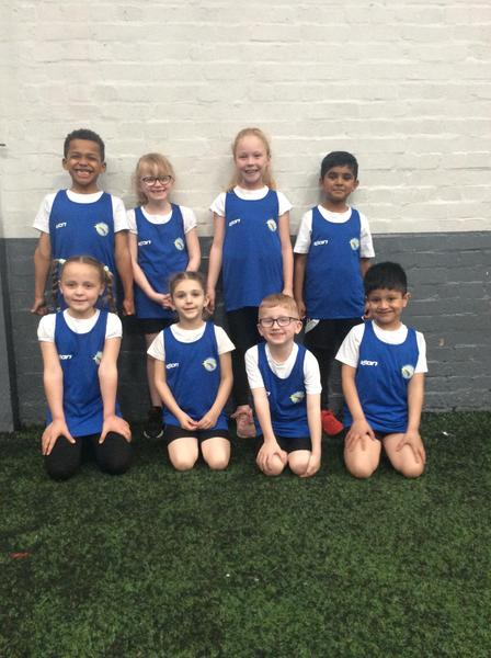 Well done to our KS1 Athletics team.