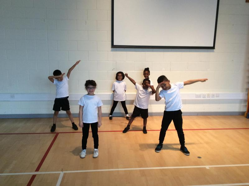 Fantastic effort at the dance festival