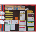 Our English display