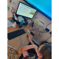 Using Scratch, a multi-sensory approach to aid our topic understanding