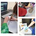 Enhancing our fine motor skills through art