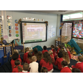 Easter Assembly with Rev Arthur