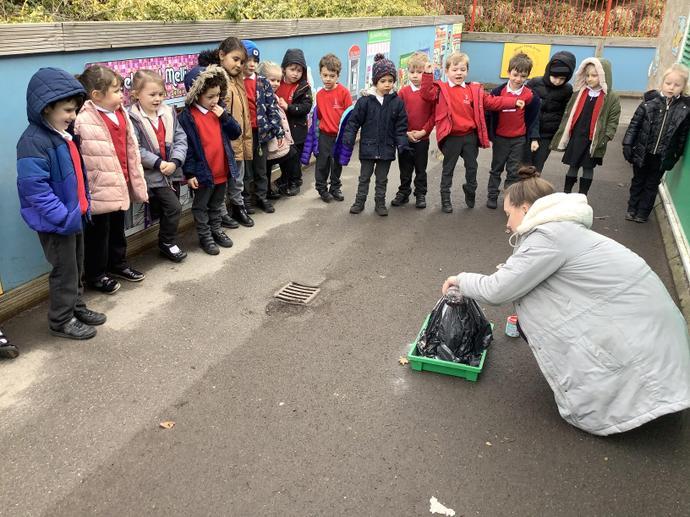 Making volcanoes