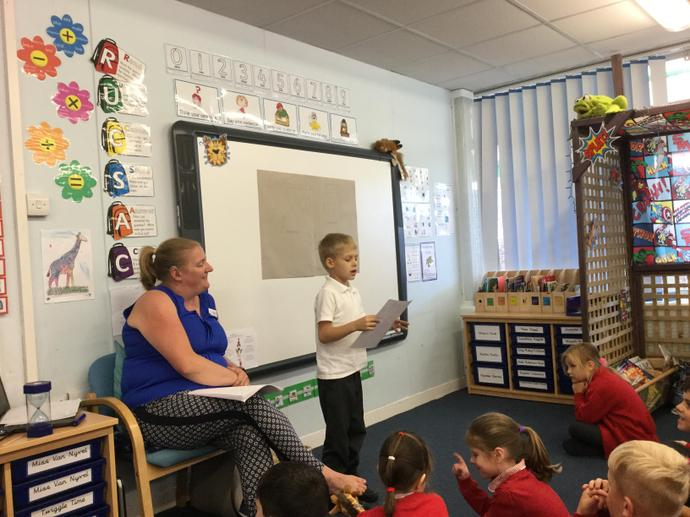 Reading Manifesto for School Councillor
