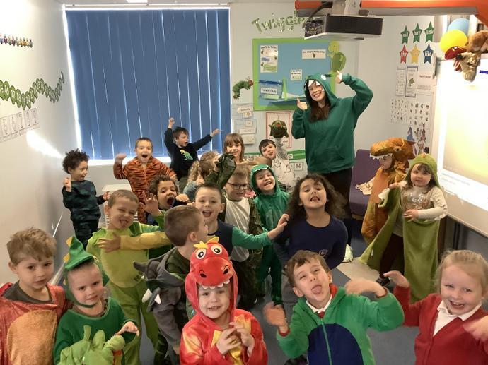 Dinosaur Day!