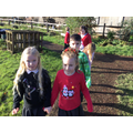 Following the Tinsel Trail!