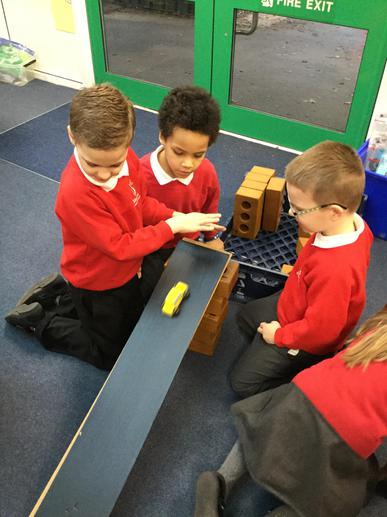 Investigating forces and gravity