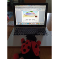 Day 4 Dotty has been busy working!