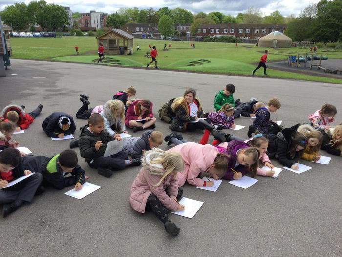 Field Trip- looking at human and physical features.
