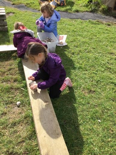 Making stone towers