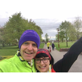 Ellesmere Port parkrun - Emma & Paul - 29.04.17