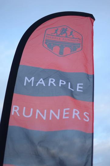 Marple Runners Flag